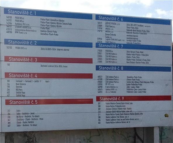 180 Cesta Jizdni Rady Zastavky A Mapy Obchodni Centrum Zlicin